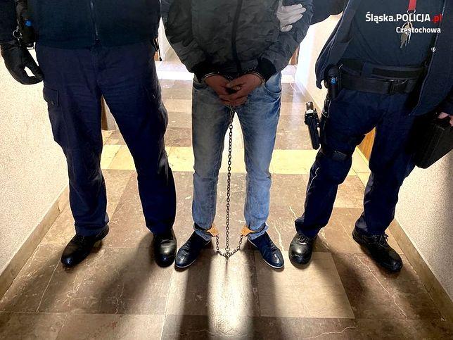 Sprawca zabójstwa trafił do aresztu. Grozi mu dożywocie (Śląska Policja)
