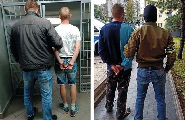 Łódź. Brutalne pobicie bezdomnych - areszt dla podejrzanych