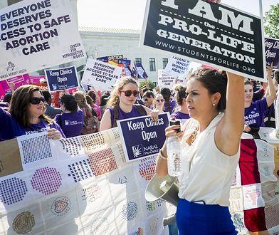 Zakaz aborcji w Teksasie. Wygrana bitwa prawicy w wojnie o duszę Ameryki