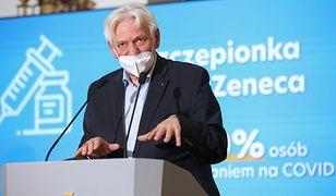 Odporność populacyjna w Polsce. Prof. Horban: Nie ma na to szans