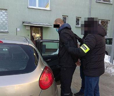 Biała Podlaska. Groził nożem przypadkowym osobom. 32-latek aresztowany