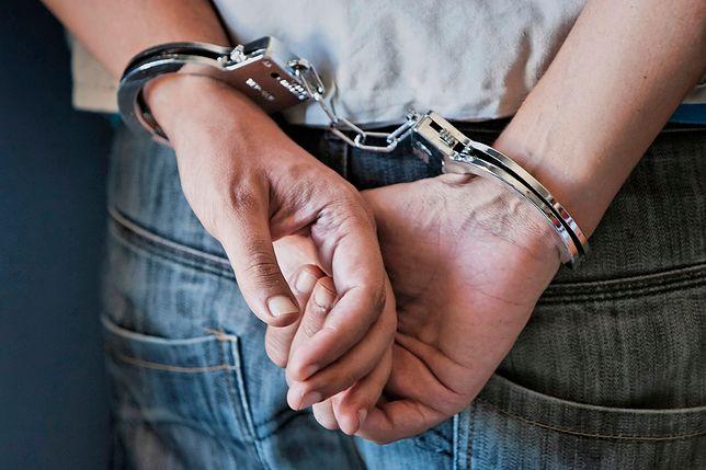 Mężczyźnie grozi do 12 lat więzienia