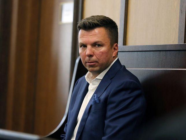Za Markiem Falentą wystawiono  Europejski Nakaz Aresztowania