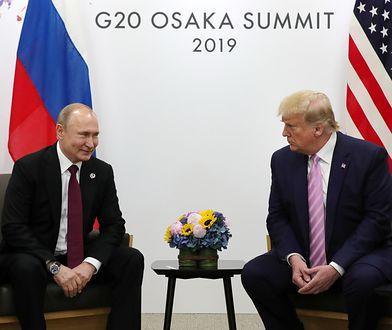 90-minutowe spotkanie Donalda Trumpa i Władimira Putina było tylko przygrywką przed szczytem USA-Chiny