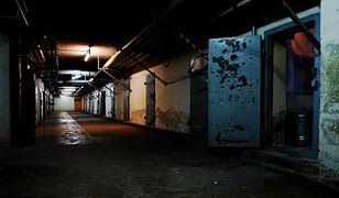 Byłe więzienie Stasi w Hohenschonhausen w Berlinie