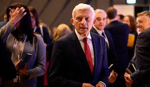Były premier Jerzy Buzek