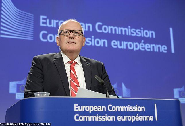 Skarga na Polskę do Trybunału Sprawiedliwości UE. Komisja Europejska nie podjęła decyzji