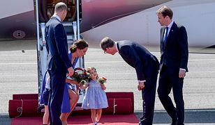 Księżniczka Charlotte została potraktowana w Niemczech jak prawdziwa dama!