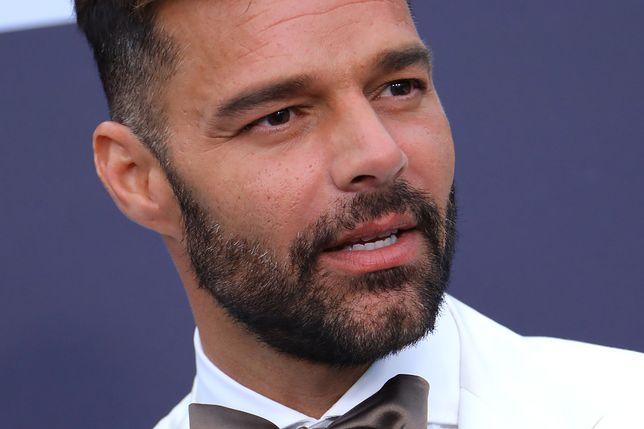 Ricky Martin jest dumnym ojcem 4 dzieci.
