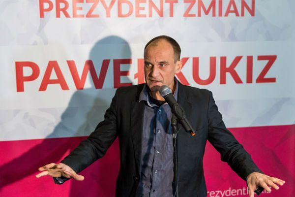 """Paweł Kukiz kandydatem na prezydenta Polski. """"To zwieńczenie moich walk o państwo dla obywateli"""""""