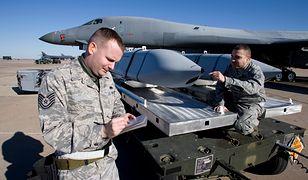 USA pierwszy raz użyły w Syrii rakiet JASSM. Polska też je ma w swoim arsenale