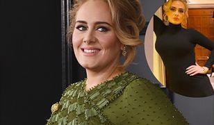 Adele schudła ponad 40 kilogramów