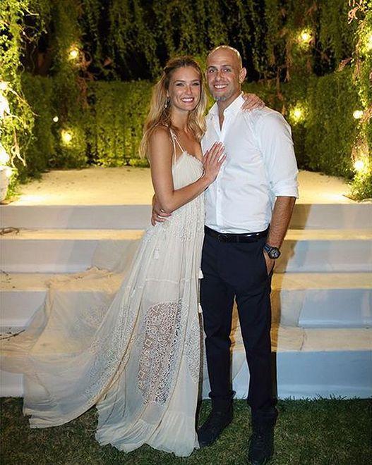 Bar Refaeli latem wzięła ślub z Adim Ezrą