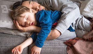 Opieka nad dziećmi bywa wyczerpująca /Zdjęcie ilustracyjne