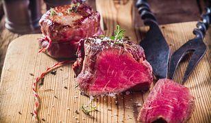 Czerwone mięso jest źródłem pełnowartościowego białka i licznych składników mineralnych.