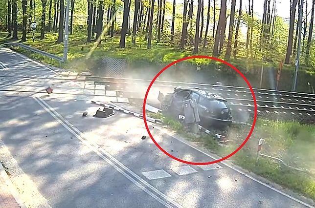 Wypadek w Żabińcu
