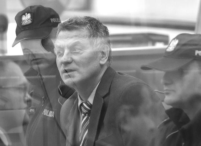 Nie żyje Brunon Kwiecień. Był skazany za organizowanie zamachu na Sejm