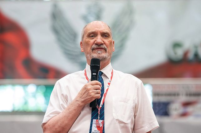 Antoni Macierewicz - były szef MON, wiceprezes PiS