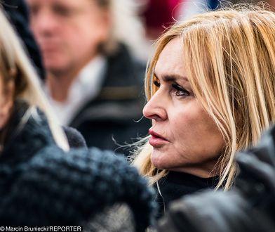 Monika Olejnik krytykuje prawicę