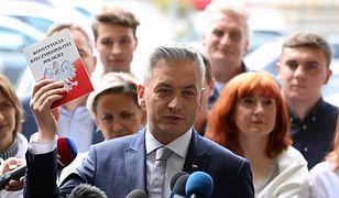 Robert Biedroń twierdzi, że zrobił co mógł ws. afery pedofilskiej w Słupsku