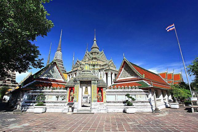 Wat Pho, Świątynia Leżącego Buddy w Bangkoku