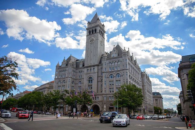 Trump International Hotel, Waszyngton - USA