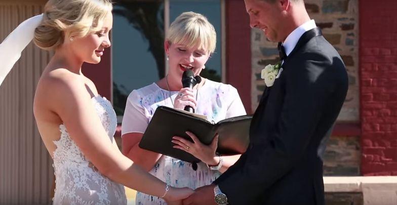 #aleocochodzi Dwa słowa, które zmieniły ten ślub na zawsze