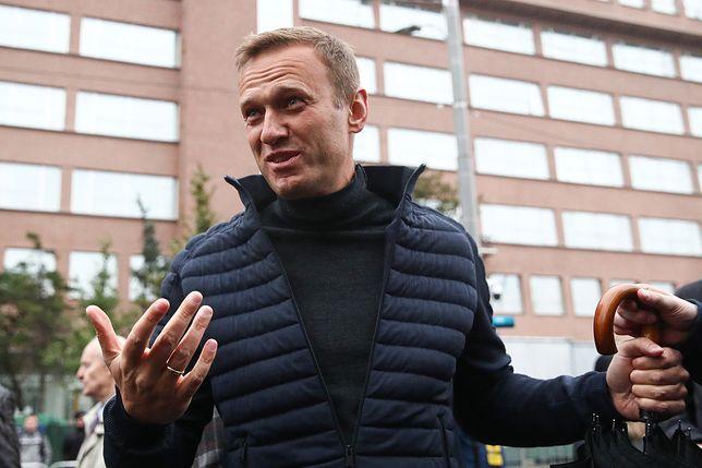 Otrucie Nawalnego i tajne akta w Berlinie
