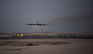 Bombowce USA wylądowały w Katarze. Jest zagrożenie ze strony Iranu