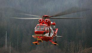 Duża akcja TOPR w Tatrach. Dwie wyprawy ratunkowe pod Rysami
