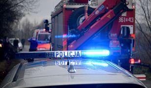 Opole. Wypadek na osiedlu AK. Winda spadła z 9. piętra