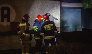Tragedia w Jełowej. W Wigilię strażacy znaleźli ciało mężczyzny