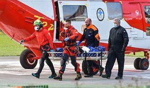 Tatry. Śmiertelny wypadek na Rysach