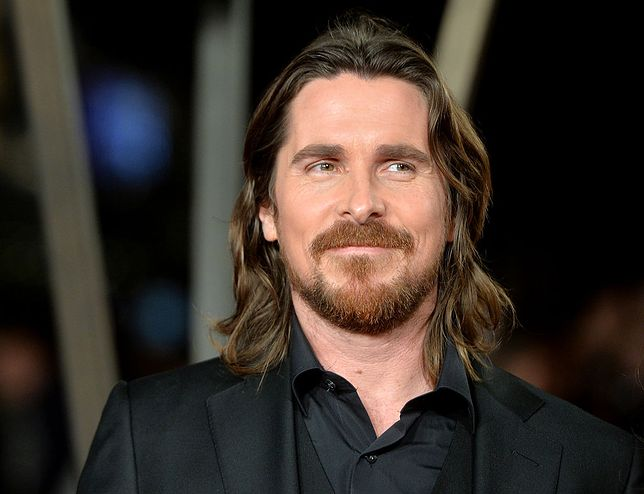 Christian Bale w 2016 r.