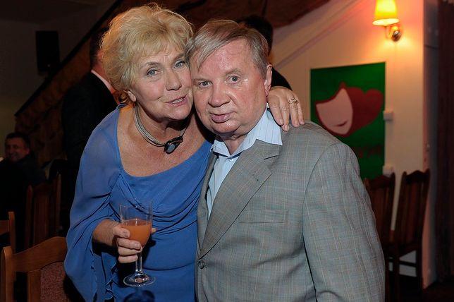 Lipowska i Kłosowski byli wielkimi przyjaciółmi