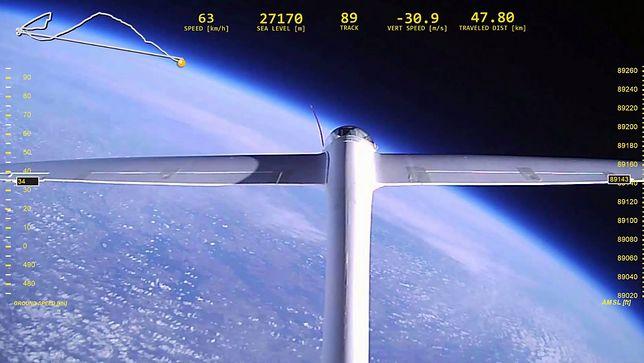 """Dron Cloudless ma już za sobą pierwszy lot na """"granicy kosmosu"""""""