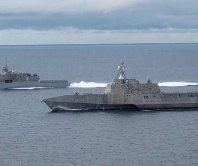Dwoma z czterech wycofanych okrętów mają być USS Freedom i USS Independence