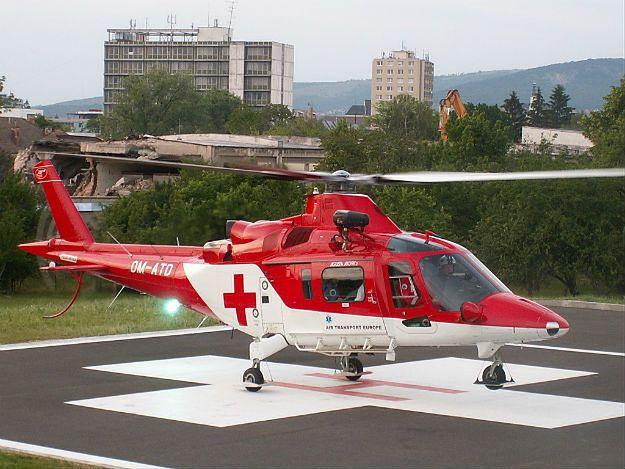 Katastrofa śmigłowca ratunkowego na Słowacji. Nie żyją cztery osoby