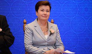 Hanna Gronkiewicz-Waltz uczestniczyła w mszy dziękczynnej za jej prezydenturę. Uroczystość poprowadził kardynał Kazimierz Nycz.