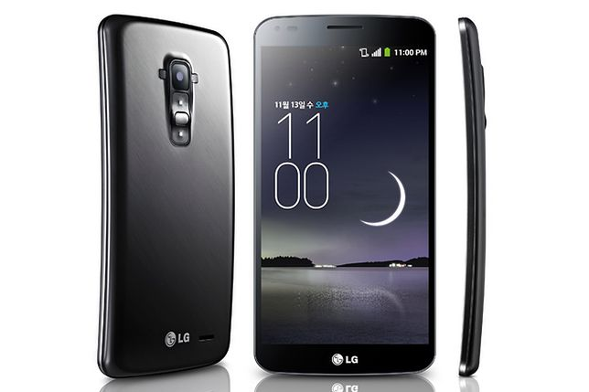 Wygięty smartfon LG G Flex dostępny w Polsce