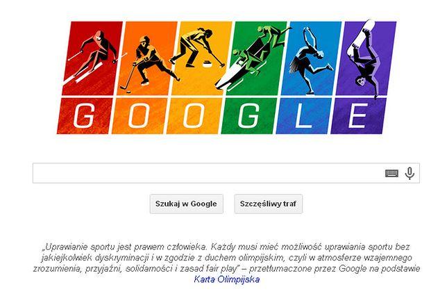 Google walczy o prawa homoseksualistów
