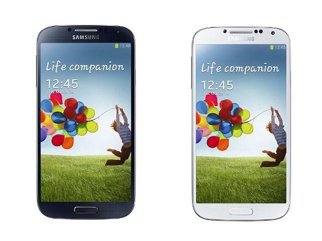 Silna pozycja smartfonów Samsunga