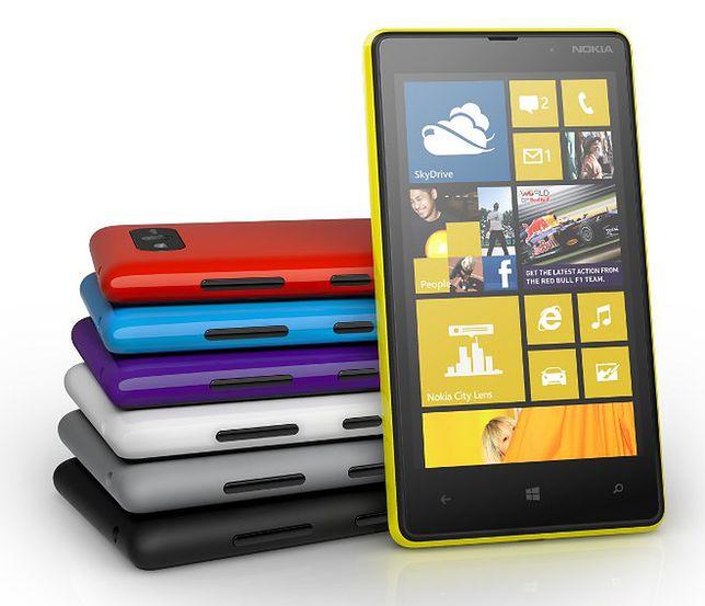 """Nokia Lumia 825: Ekran HD 5,2"""" i 4-rdzeniowy CPU"""