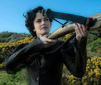 ''Osobliwy dom pani Peregrine'': Florence and The Machine współpracuje z Timem Burtonem