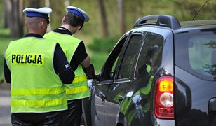Policjanci zostali ranni podczas pościgu