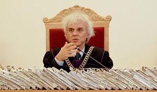 Maciej Strączyński jest pierwszym mianowanym prezesem sądu po wejściu w życie znowelizowanej ustawy o sądach powszechnych