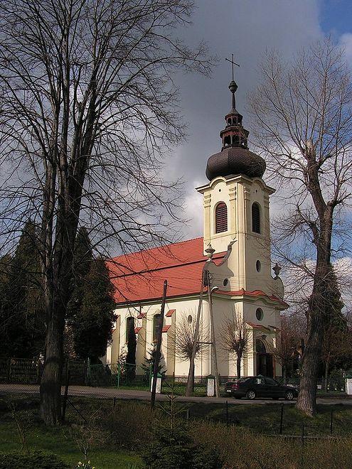 Parafia pw. Najświętszego Serca Jezusowego w Stanowicach