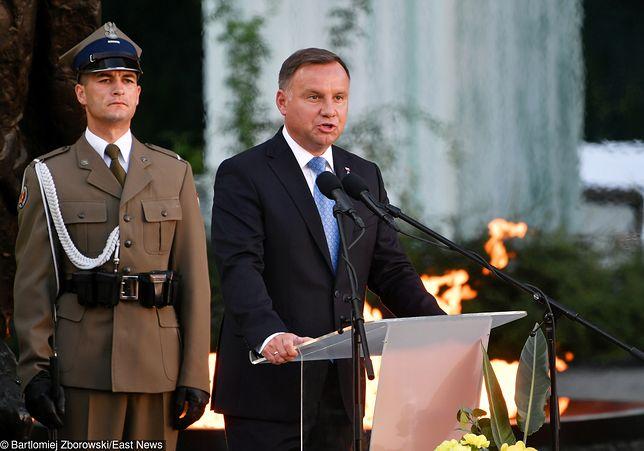 Wybory parlamentarne 2019. Prezydent Andrzej Duda ogłosił termin.