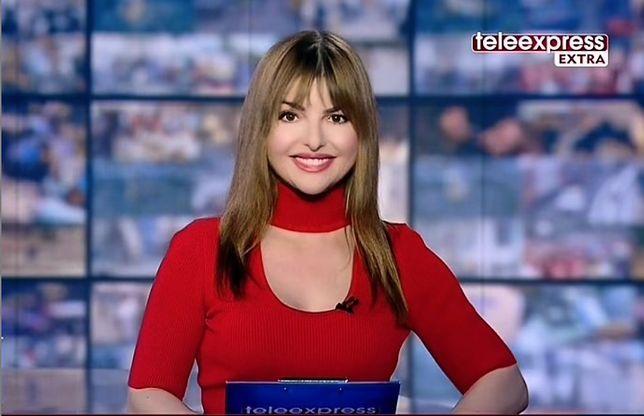"""Dziennikarka jest gwiazdą """"Teleexpressu"""""""