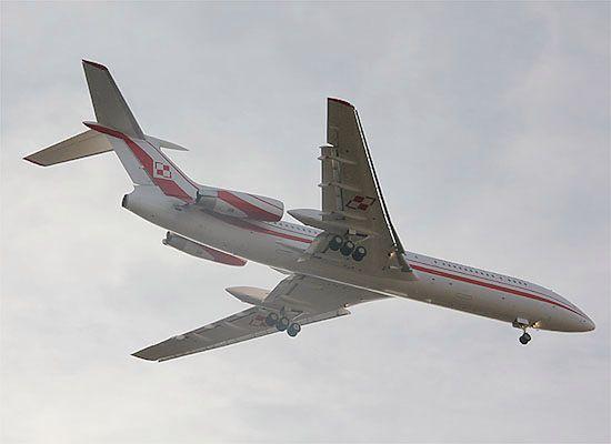 Kłótnia przed wylotem Tu-154 - nowy wątek śledztwa